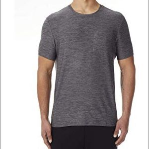 32 Degrees Cool Gray Short Sleeve Soft Tee T-shirt